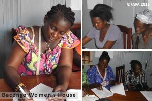 Se professionnaliser à la Maison des femmes