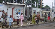 Imaginez que faute d'électricité pour alimenter les réfrigérateurs, les femmes vont au marché tous les jours,